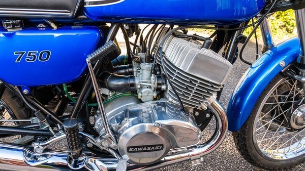 1972 Kawasaki H2 750 For Sale (picture 41 of 129)