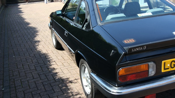 1982 Lancia Beta Coupe 2.0i For Sale (picture 94 of 183)