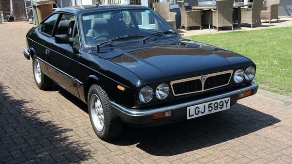 1982 Lancia Beta Coupe 2.0i For Sale (picture 1 of 183)