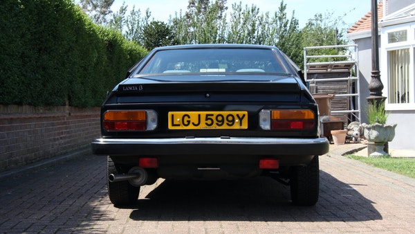 1982 Lancia Beta Coupe 2.0i For Sale (picture 11 of 183)