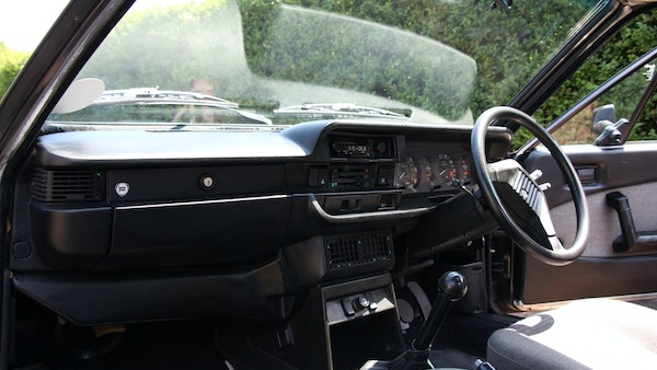 1982 Lancia Beta Coupe 2.0i For Sale (picture 77 of 183)