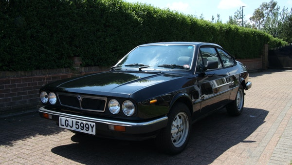 1982 Lancia Beta Coupe 2.0i For Sale (picture 14 of 183)