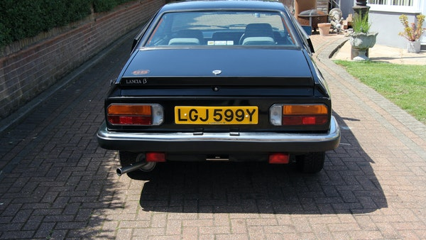 1982 Lancia Beta Coupe 2.0i For Sale (picture 10 of 183)