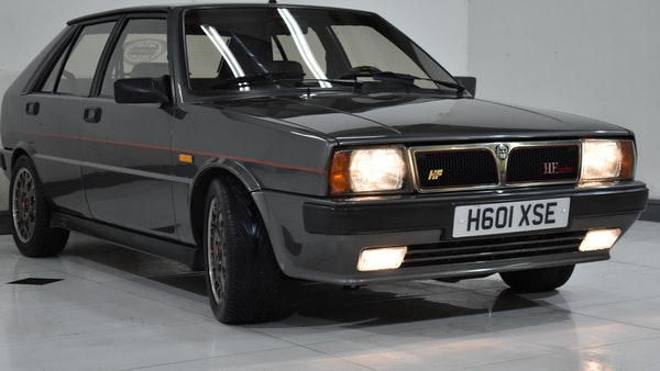 NO RESERVE! 1991 Lancia Delta HF turbo For Sale (picture 6 of 217)