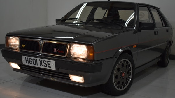 NO RESERVE! 1991 Lancia Delta HF turbo For Sale (picture 11 of 217)