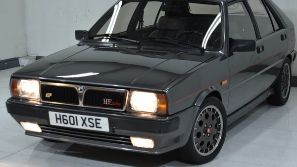 NO RESERVE! 1991 Lancia Delta HF turbo For Sale (picture 7 of 217)