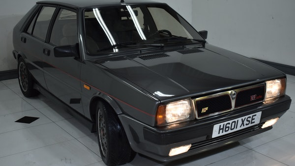 NO RESERVE! 1991 Lancia Delta HF turbo For Sale (picture 12 of 217)