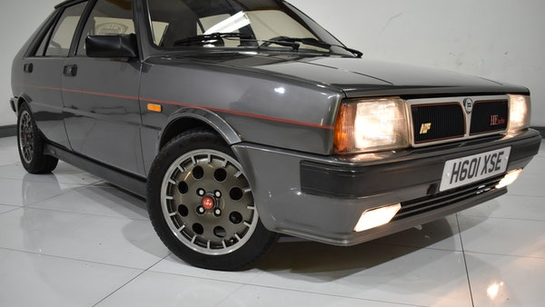 NO RESERVE! 1991 Lancia Delta HF turbo For Sale (picture 1 of 217)