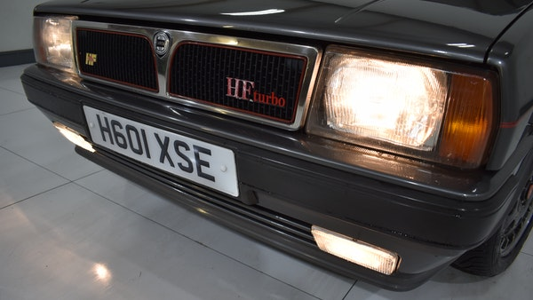 NO RESERVE! 1991 Lancia Delta HF turbo For Sale (picture 104 of 217)