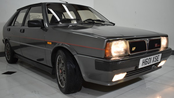 NO RESERVE! 1991 Lancia Delta HF turbo For Sale (picture 13 of 217)