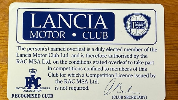 NO RESERVE! 1991 Lancia Delta HF turbo For Sale (picture 179 of 217)
