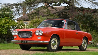 RESERVE LOWERED 1962 Lancia Flavia Vignale