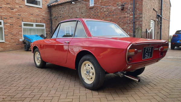 RESERVE LOWERED - 1971 Lancia Fulvia Coupe 1.3 S For Sale (picture 6 of 86)