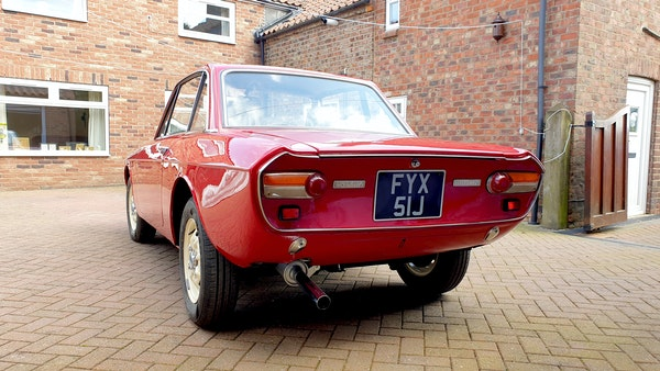 RESERVE LOWERED - 1971 Lancia Fulvia Coupe 1.3 S For Sale (picture 10 of 86)