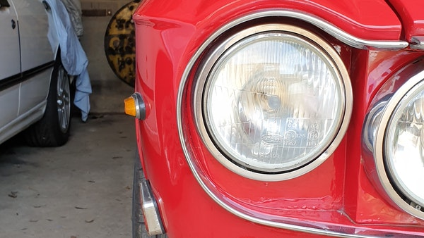 RESERVE LOWERED - 1971 Lancia Fulvia Coupe 1.3 S For Sale (picture 53 of 86)