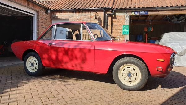 RESERVE LOWERED - 1971 Lancia Fulvia Coupe 1.3 S For Sale (picture 9 of 86)