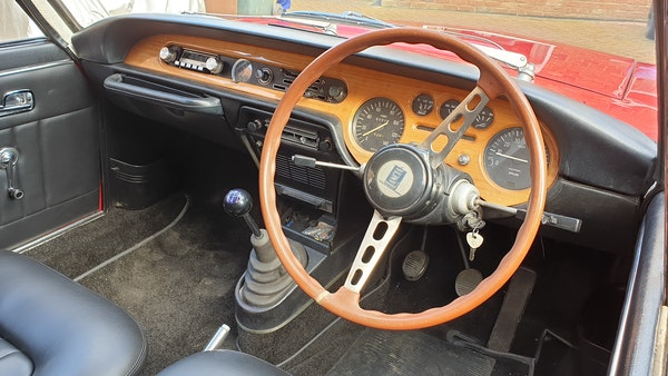 RESERVE LOWERED - 1971 Lancia Fulvia Coupe 1.3 S For Sale (picture 21 of 86)