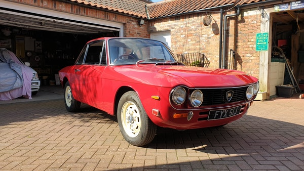RESERVE LOWERED - 1971 Lancia Fulvia Coupe 1.3 S For Sale (picture 3 of 86)