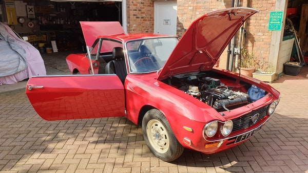 RESERVE LOWERED - 1971 Lancia Fulvia Coupe 1.3 S For Sale (picture 13 of 86)