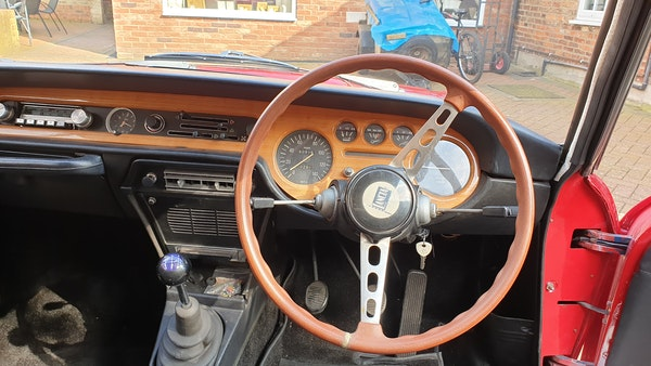 RESERVE LOWERED - 1971 Lancia Fulvia Coupe 1.3 S For Sale (picture 23 of 86)