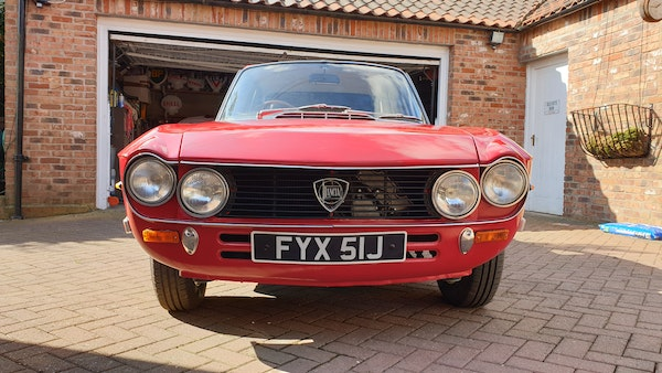 RESERVE LOWERED - 1971 Lancia Fulvia Coupe 1.3 S For Sale (picture 4 of 86)