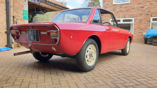 RESERVE LOWERED - 1971 Lancia Fulvia Coupe 1.3 S For Sale (picture 11 of 86)