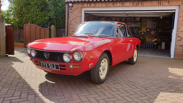 RESERVE LOWERED - 1971 Lancia Fulvia Coupe 1.3 S For Sale (picture 1 of 86)