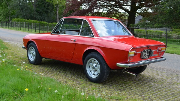 RESERVE LOWERED - 1971 Lancia Fulvia Coupe 1.6 HF Lusso For Sale (picture 13 of 107)