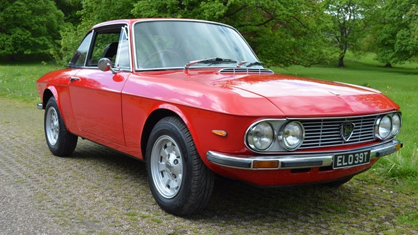 RESERVE LOWERED - 1971 Lancia Fulvia Coupe 1.6 HF Lusso For Sale (picture 17 of 107)