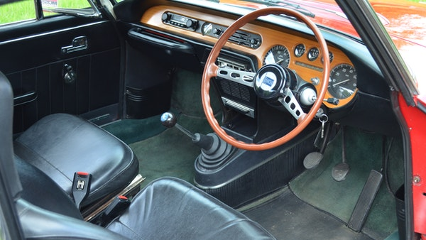 RESERVE LOWERED - 1971 Lancia Fulvia Coupe 1.6 HF Lusso For Sale (picture 50 of 107)