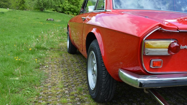 RESERVE LOWERED - 1971 Lancia Fulvia Coupe 1.6 HF Lusso For Sale (picture 89 of 107)