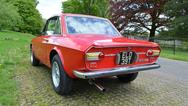 RESERVE LOWERED - 1971 Lancia Fulvia Coupe 1.6 HF Lusso For Sale (picture 21 of 107)