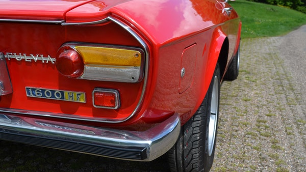 RESERVE LOWERED - 1971 Lancia Fulvia Coupe 1.6 HF Lusso For Sale (picture 87 of 107)