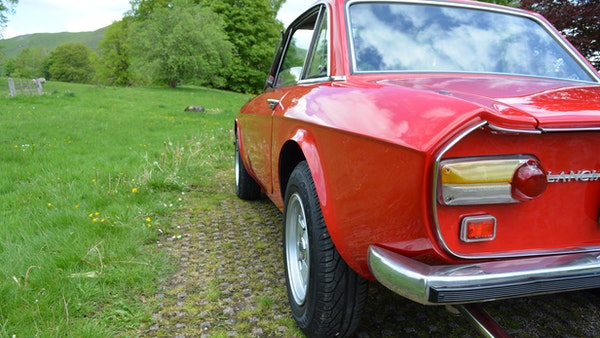 RESERVE LOWERED - 1971 Lancia Fulvia Coupe 1.6 HF Lusso For Sale (picture 22 of 107)