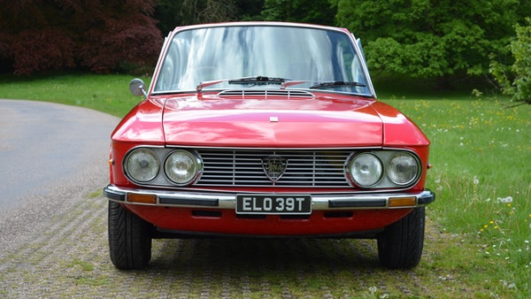 RESERVE LOWERED - 1971 Lancia Fulvia Coupe 1.6 HF Lusso For Sale (picture 3 of 107)