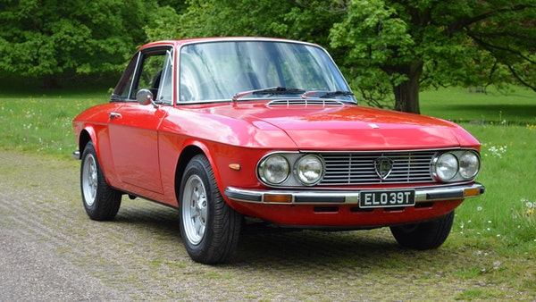 RESERVE LOWERED - 1971 Lancia Fulvia Coupe 1.6 HF Lusso For Sale (picture 1 of 107)