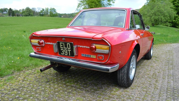 RESERVE LOWERED - 1971 Lancia Fulvia Coupe 1.6 HF Lusso For Sale (picture 18 of 107)