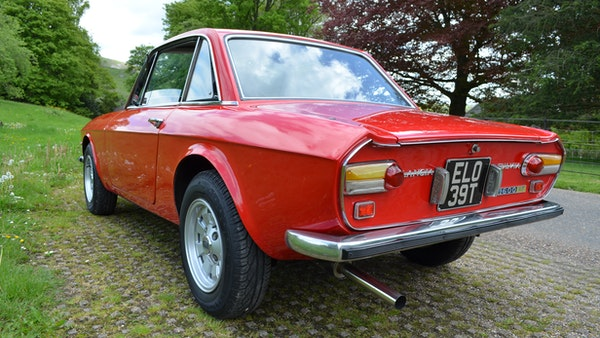 RESERVE LOWERED - 1971 Lancia Fulvia Coupe 1.6 HF Lusso For Sale (picture 16 of 107)