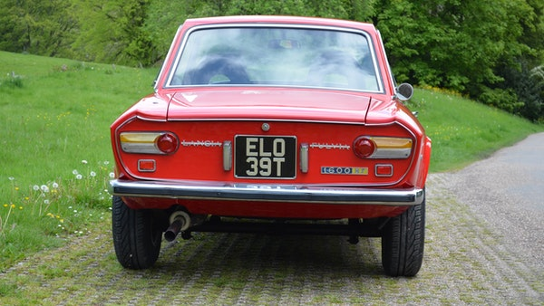 RESERVE LOWERED - 1971 Lancia Fulvia Coupe 1.6 HF Lusso For Sale (picture 11 of 107)