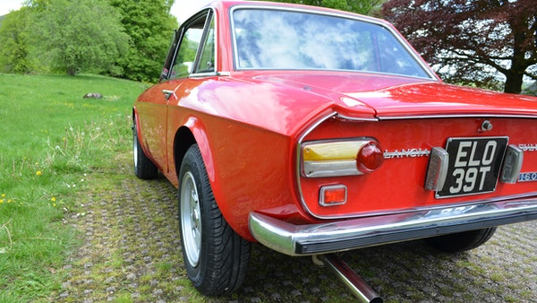 RESERVE LOWERED - 1971 Lancia Fulvia Coupe 1.6 HF Lusso For Sale (picture 19 of 107)