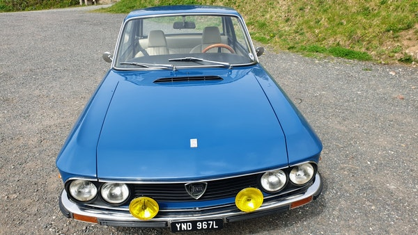 1973 Lancia Fulvia S Coupe For Sale (picture 8 of 58)