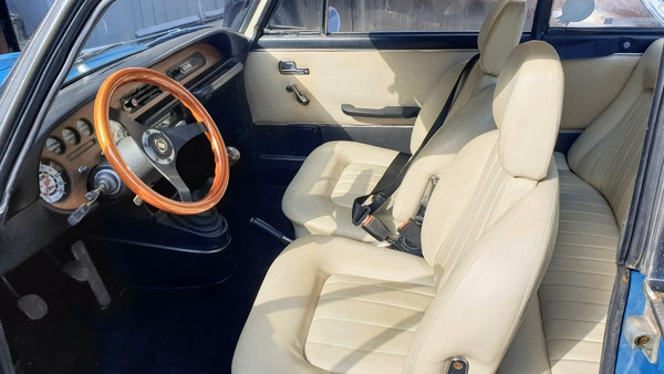 1973 Lancia Fulvia S Coupe For Sale (picture 36 of 58)
