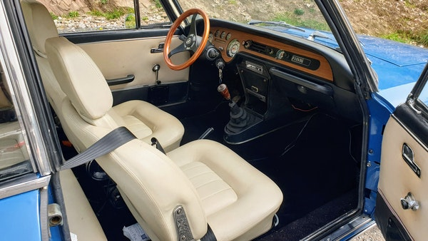 1973 Lancia Fulvia S Coupe For Sale (picture 16 of 58)