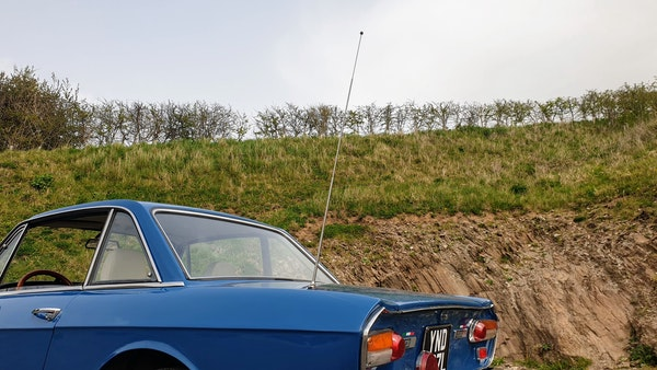 1973 Lancia Fulvia S Coupe For Sale (picture 30 of 58)
