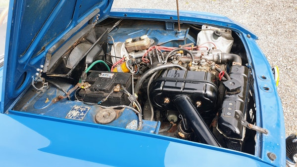 1973 Lancia Fulvia S Coupe For Sale (picture 58 of 58)