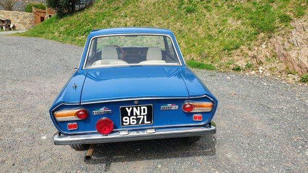 1973 Lancia Fulvia S Coupe For Sale (picture 10 of 58)