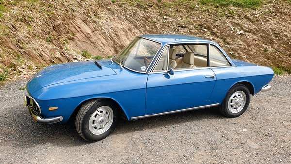 1973 Lancia Fulvia S Coupe For Sale (picture 7 of 58)