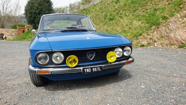 1973 Lancia Fulvia S Coupe For Sale (picture 4 of 58)