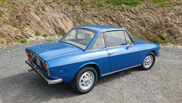 1973 Lancia Fulvia S Coupe For Sale (picture 5 of 58)