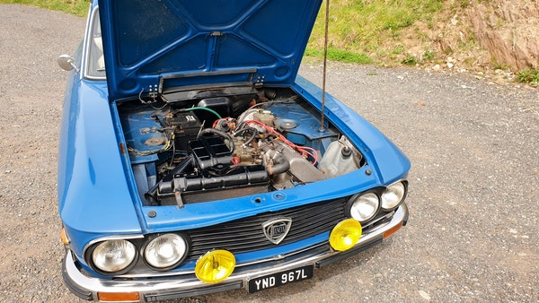 1973 Lancia Fulvia S Coupe For Sale (picture 17 of 58)